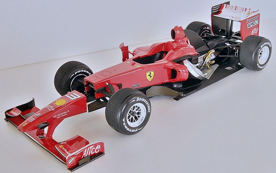 フェラーリF60-2