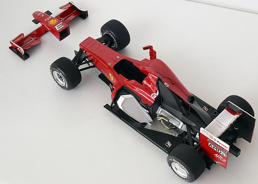 フェラーリF60-3