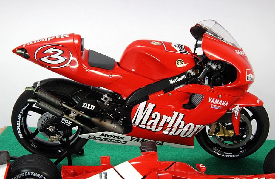 ヤマハYZR500-2