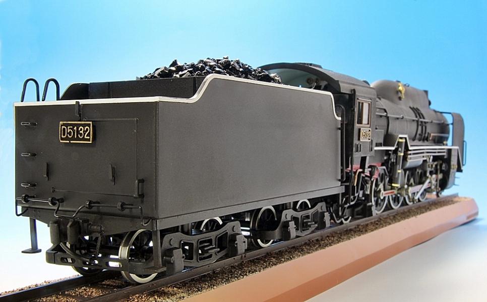 D51 蒸気機関車-5