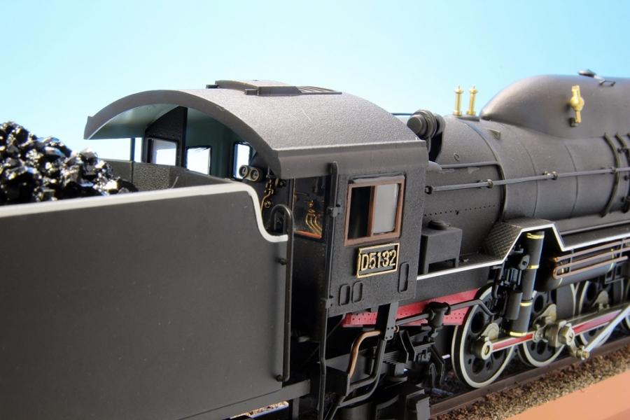 D51 蒸気機関車-6