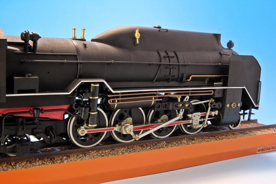 D51 蒸気機関車-7