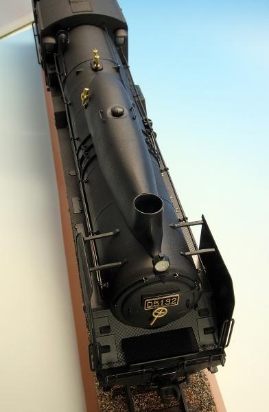 D51 蒸気機関車-8