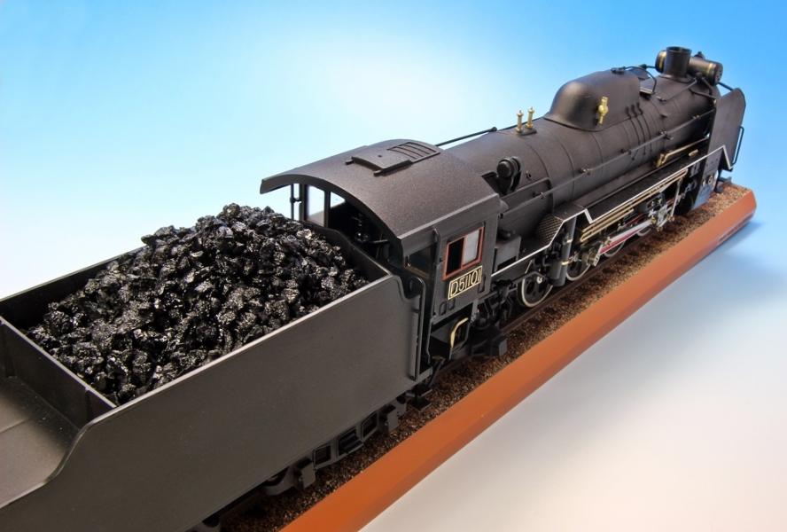 D51 蒸気機関車-12