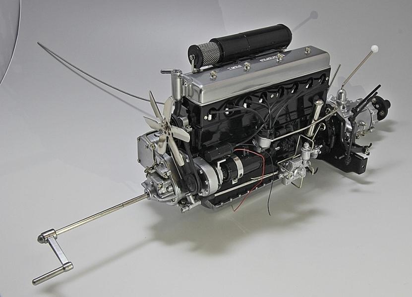 ベンツエンジン-3