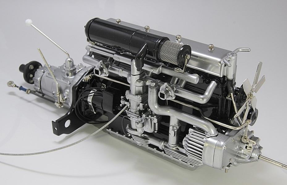 ベンツエンジン-4