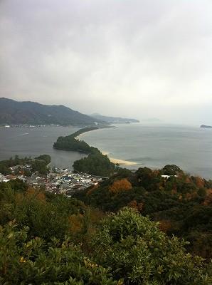 日本三景 天の橋立