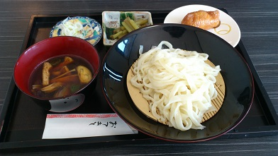 うどんカフェ水木金土 (9)