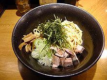 油そば@麺や 寵児 (ちょうじ)
