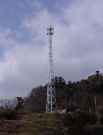 携帯電話鉄塔