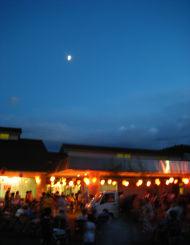福寿荘夏祭り