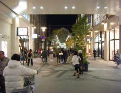 丸亀町商店街再開発事業