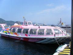青海島遊覧