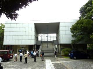 神奈川近代美術館 鎌倉