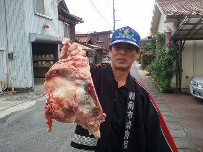 イノシシ肉