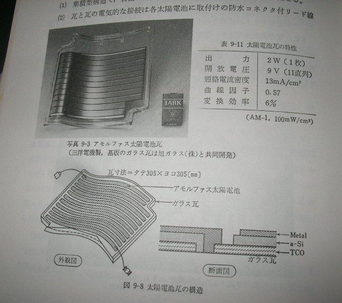 パワー社 太陽電池とその応用