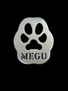肉球プレート/MEGU