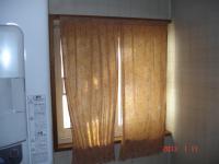洗面所の既存の窓