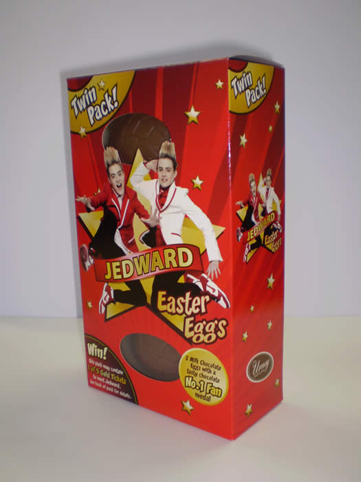 jedward easter eggs