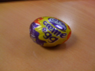cadbury cream egg 2
