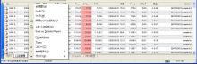 FXツール研究所【無料ツール満載】ブログ-MT4ターミナル口座履歴右クリック画面