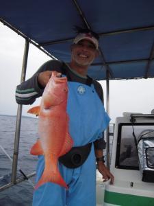 釣り・ジンちゃん 014