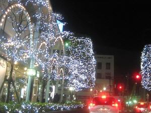 9.12.17-6 クリスマス・イルミネーション