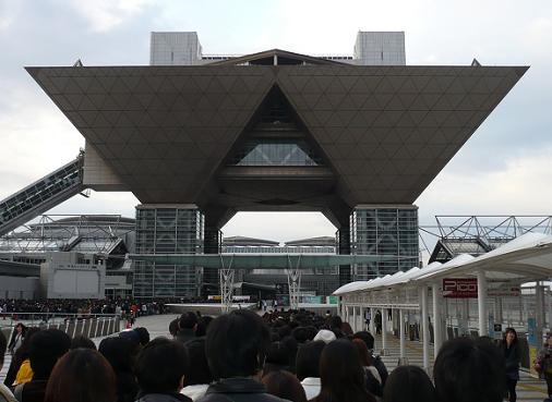 東京国際アニメフェア2010 東京ビッグサイト