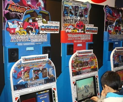 東京国際アニメフェア2010 タカラトミー ザ・シューティング&ザ・チェイス