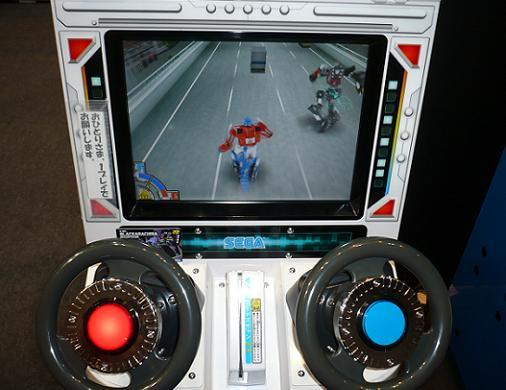 東京国際アニメフェア2010 タカラトミー ザ・チェイス