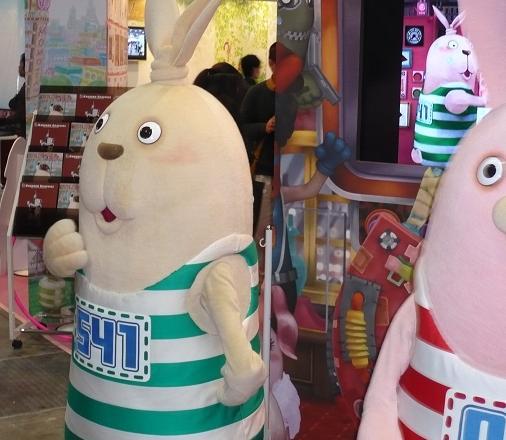 東京国際アニメフェア2010 プーチン