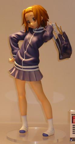 東京国際アニメフェア2010 グッドスマイルカンパニー 田井中律