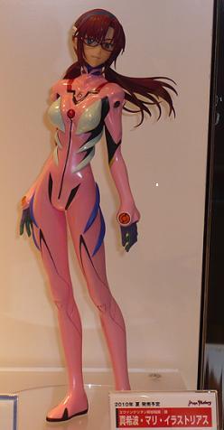 東京国際アニメフェア2010 グッドスマイルカンパニー 真希波・マリ・イラストリアス