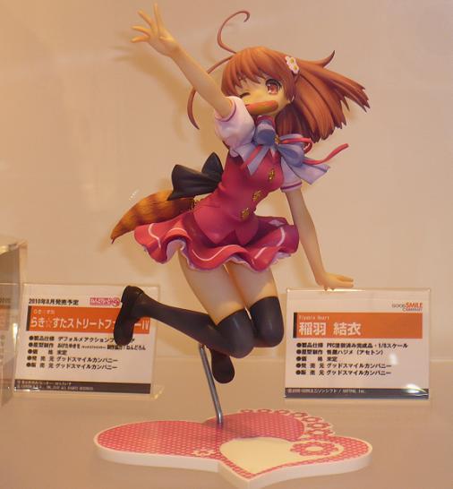 東京国際アニメフェア2010 グッドスマイルカンパニー 稲羽結衣