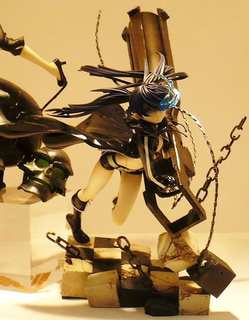 東京国際アニメフェア2010 グッドスマイルカンパニー ブラック★ロックシューター アニメVer,