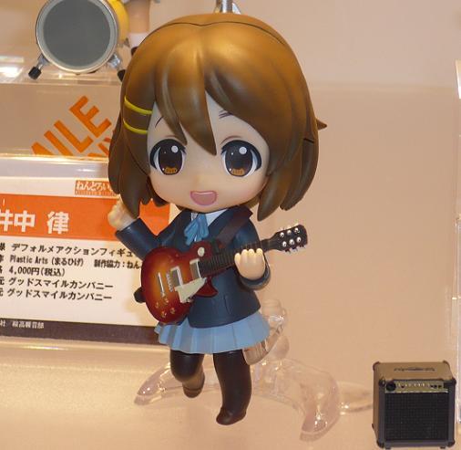 東京国際アニメフェア2010 グッドスマイルカンパニー ねんどろいど 平沢唯