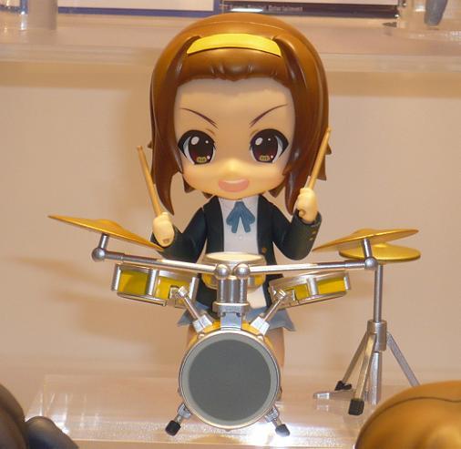 東京国際アニメフェア2010 グッドスマイルカンパニー ねんどろいど 田井中律