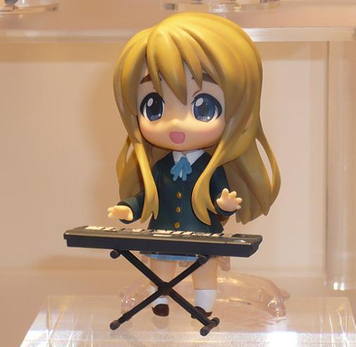 東京国際アニメフェア2010 グッドスマイルカンパニー ねんどろいど 琴吹紬