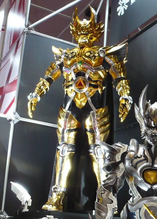 東京国際アニメフェア2010 東北新社 黄金騎士・牙狼