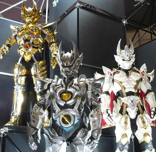 東京国際アニメフェア2010 東北新社 魔戒騎士 牙狼&絶狼&打無