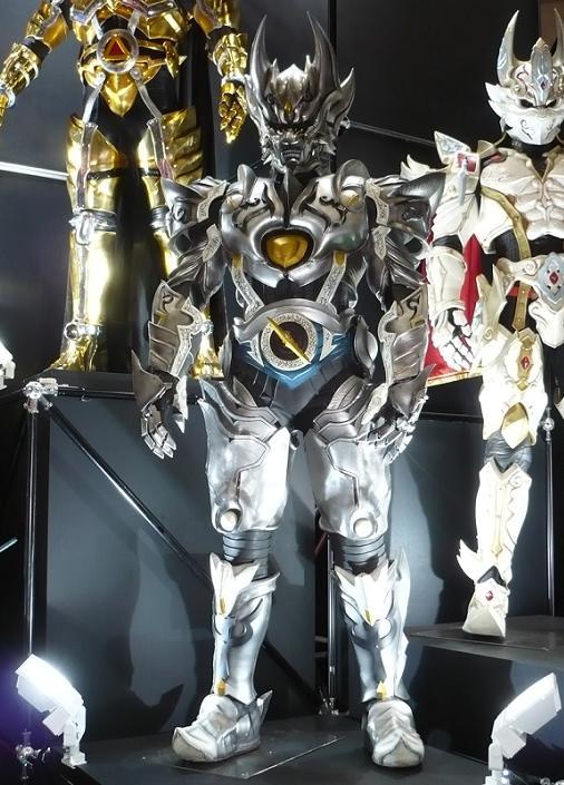 東京国際アニメフェア2010 東北新社 銀牙騎士・絶狼