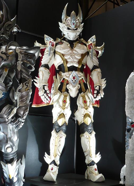 東京国際アニメフェア2010 東北新社 白夜騎士・打無
