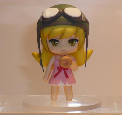 東京国際アニメフェア2010 グッドスマイルカンパニー ねんどろいどぷち 忍野忍