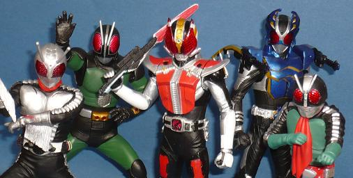UltimateSolid MASKED RIDERⅣ