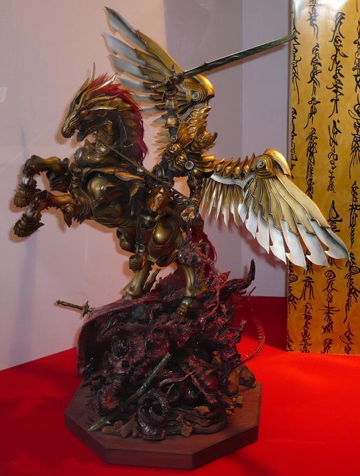 魂フェスティバル2010 黄金騎士 牙狼