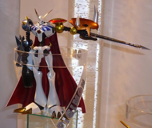 魂フェスティバル2010 D-Arts オメガモン