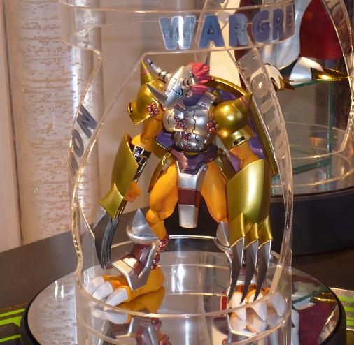 魂フェスティバル2010 D-Arts ウォーグレイモン