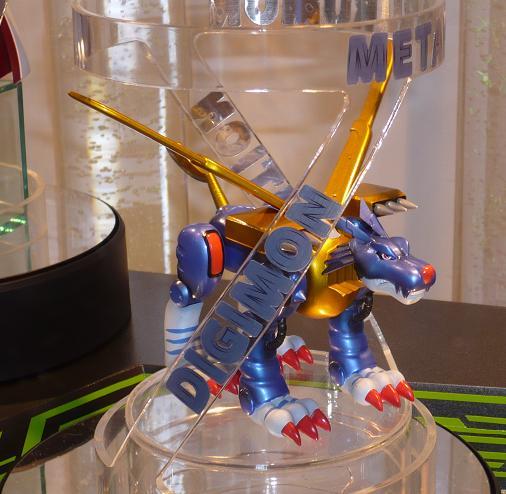 魂フェスティバル2010 D-Arts メタルガルルモン