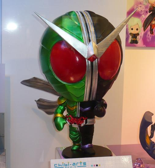 魂フェスティバル2010 Chibi-arts 仮面ライダーダブル サイクロンジョーカー