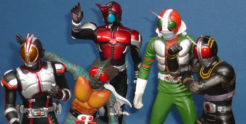 UltimateSolid MASKED RIDERⅡ 仮面ライダー